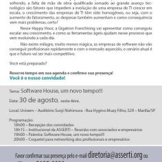 2º Happy Hour ASSERTI