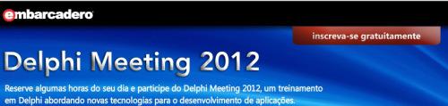 Delphi Meeting 2012