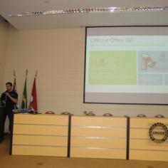 Vinícius Souza (Microsoft Brasil) - Iniciativas Open-Source e Interoperabilidade da Microsoft.