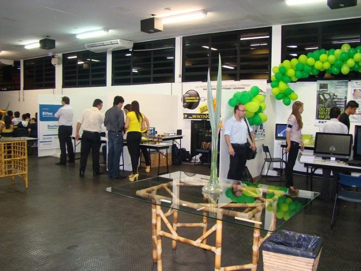 Espaço Recruiting SEMANATI 2013