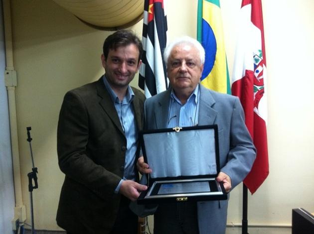 Homenagem ao Prof. Ildeberto Bugatti