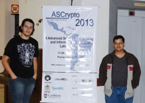 10-2013-Presenca na ASCrypto 2013