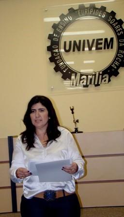 Profª. Ma. Renata Aparecida de Carvalho Paschoal