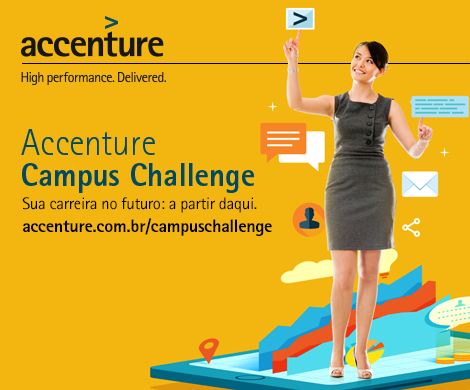 imagem para Facebook e Twitter Accenture Campus Challenge
